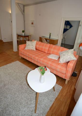 Apartment im Herzen der Altstadt - Schwäbisch Hall - Appartement