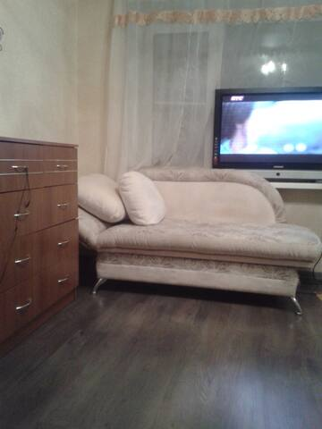 60 Уютная квартира с ремонтом - Ярославль - Flat