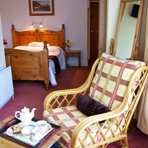 One of our guest bedrooms