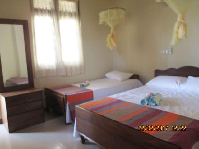 Furnished Bed Room