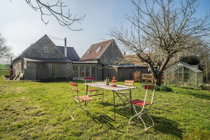 Stylish cottage in East Pennard - Shepton Mallet - Dom