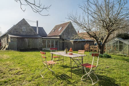 Stylish cottage in East Pennard - Shepton Mallet - Haus