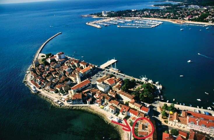Apartment NIKA (2+2) - Umag