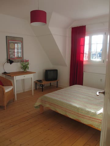 Privatzimmer in historischem Altbau - Bad Homburg - House