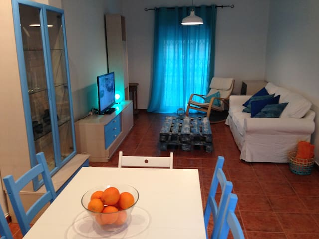 Mediterranean Flat in Valencia  - València - Apartment