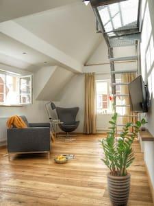 Loftartiges Apartment auf 2 Ebenen - Besigheim