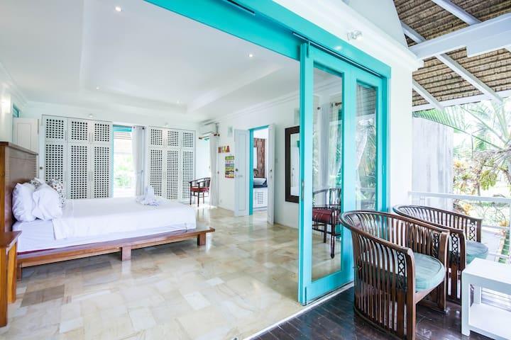 1 Bedroom in beautiful Ubud Villa