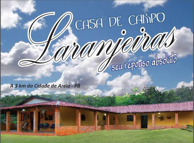 Casa de Campo Laranjeiras