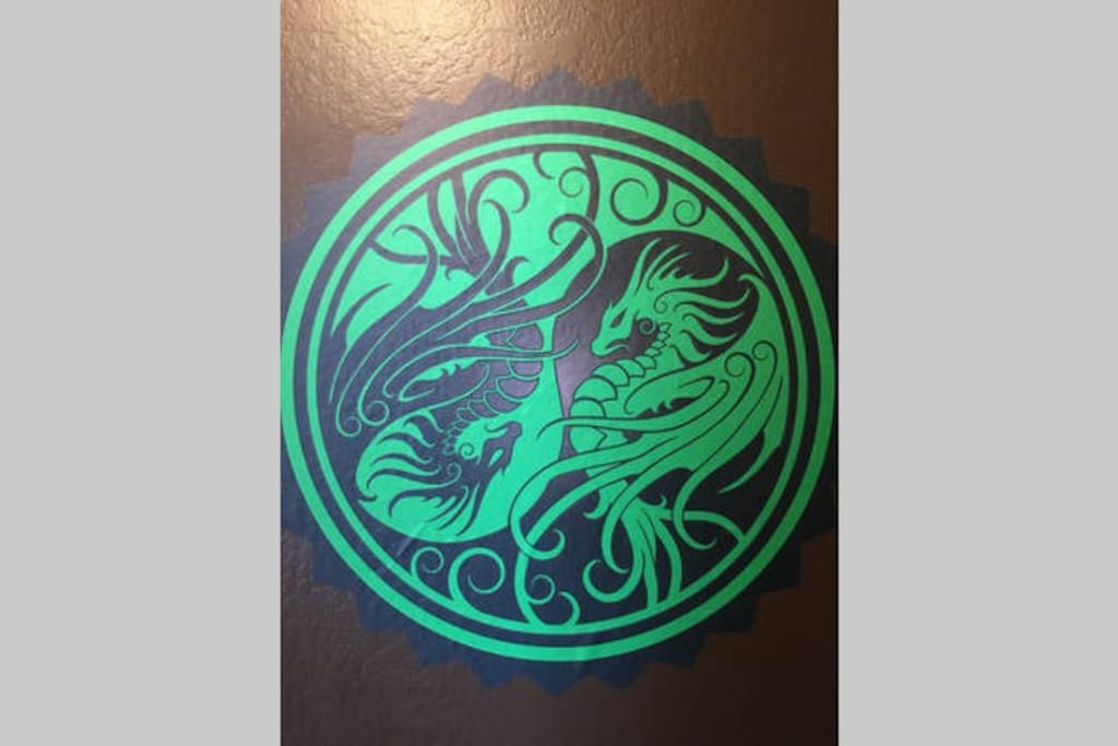 Welcome to the Green Dragon Guest House!