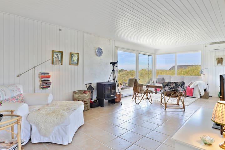 Sommerhus ved Tornby strand (K3) - Hirtshals - 小木屋