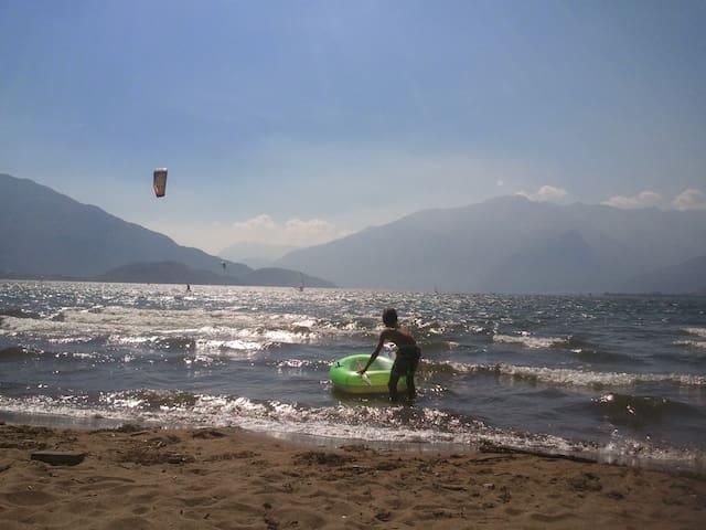 Bilocale a Sorico Lago di Como - Como