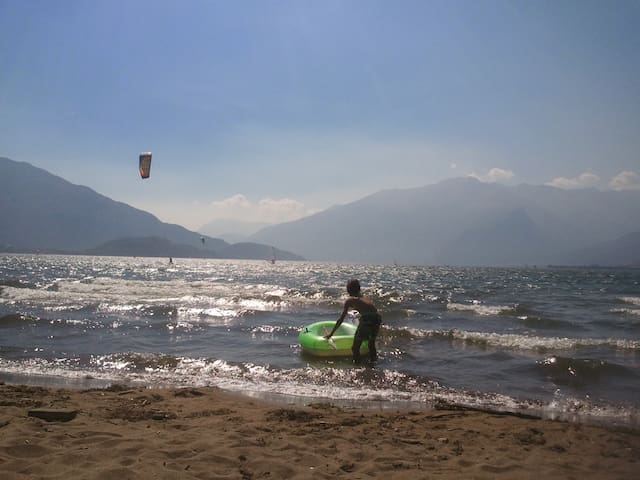 Bilocale a Sorico Lago di Como - Como - Flat