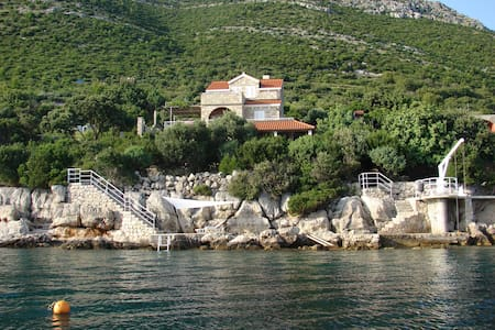 Villa by the sea near Dubrovnik - Slano