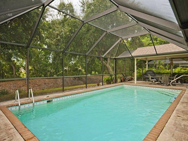 Naples Vacation Home/heated pool - Naples - Dom