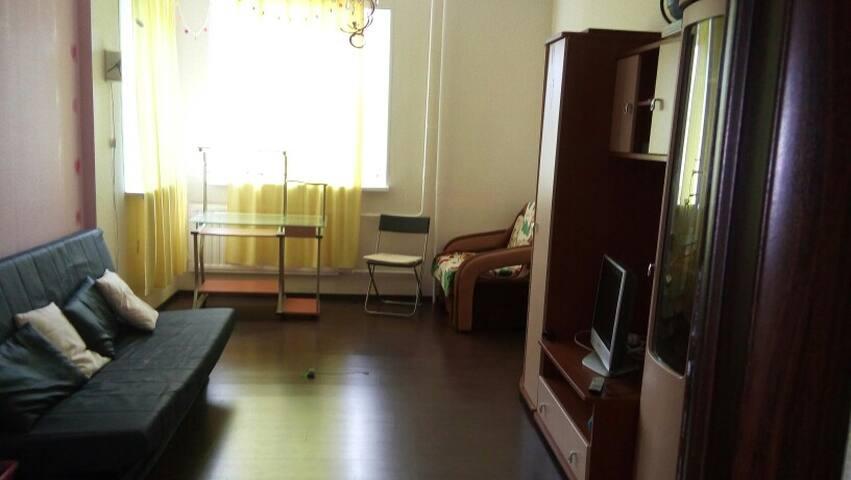 Комната рядом с институтом им. Г.И. Турнера