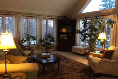 Winter/Summer Escape in Wolfeboro - Wolfeboro - House