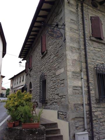 B&B Antico Borgo - Piancaldoli - Fi - Piancaldoli