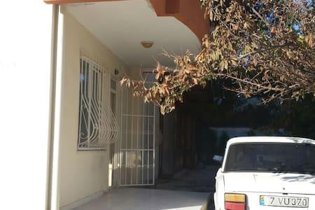 Antalya merkezde dubleks müstakil - Muratpaşa  - Haus