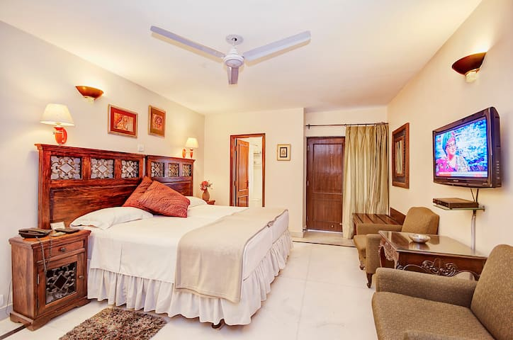 Safest Bed & Breakfast in Delhi - Nuova Delhi - Bed & Breakfast