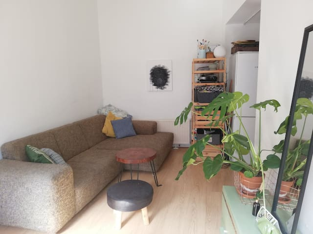 Cozy studio in city center of Groningen