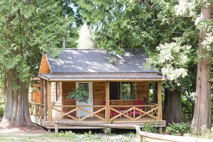 Campbell Valley Cottage