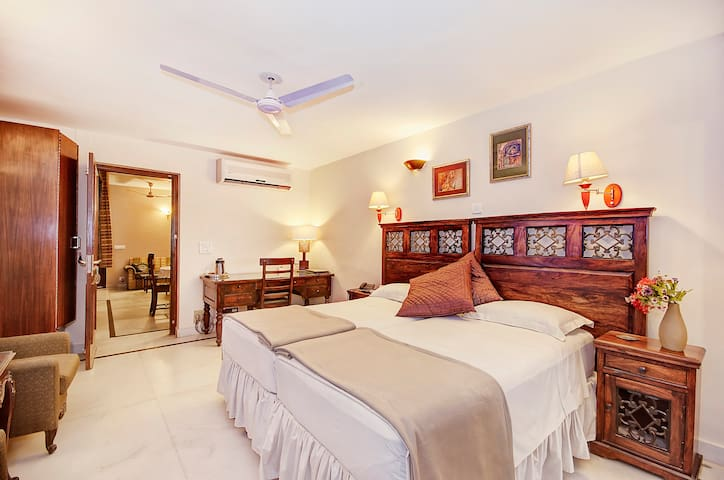 Fascinating BnB at GK-1 South Delhi - Nuova Delhi - Bed & Breakfast