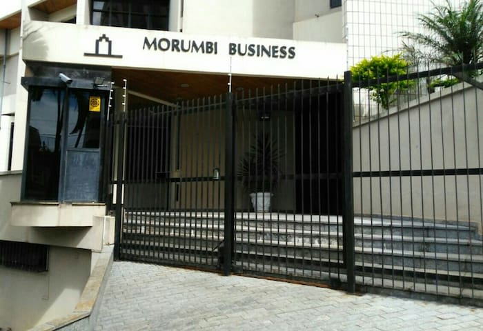 entrada principal, Rua Dr. Shiba tá Miyakoshi 183 Panamby