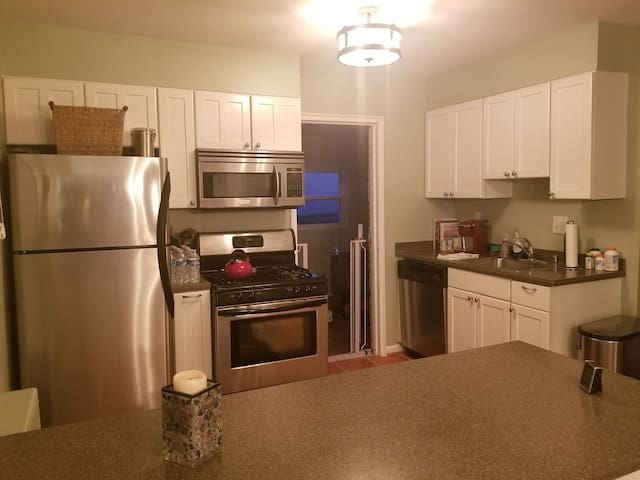 Kitchen, which you are welcome to make full use of.