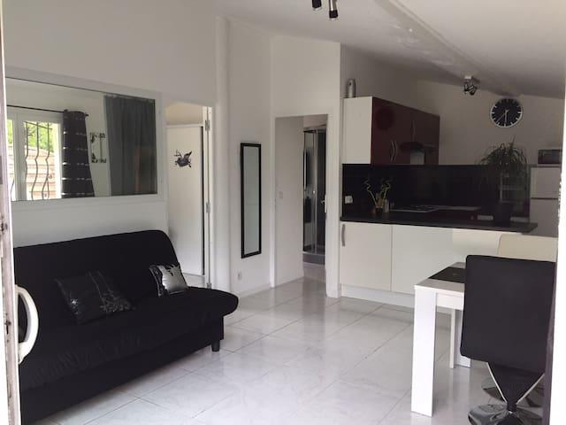 maison indépendante T2 - Puget-sur-Argens