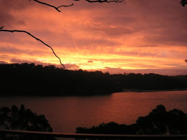 Beautiful and peaceful riverviews - Oatley