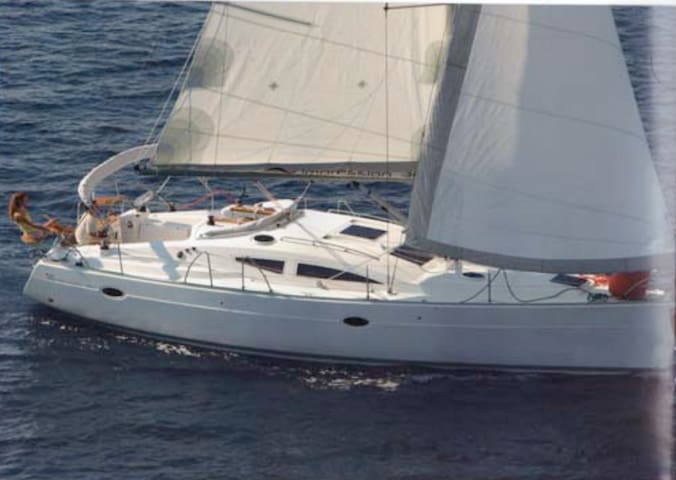 Sail Greek islands on private Yachts - Athènes - Bateau