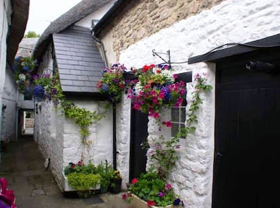 Foxhat Cottage - Chagford - Huis