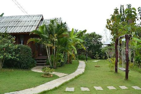 Garden Cottage Fan Room - Pai - Bungalov