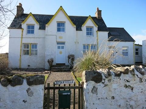 Stoer Villa, Highland holiday let