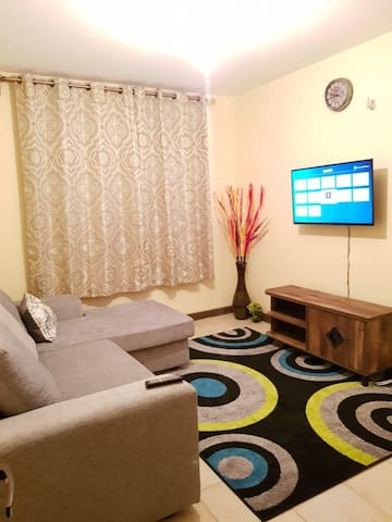 Trendy & Comfy 1 bedroom Apartment on Mombasa Rd