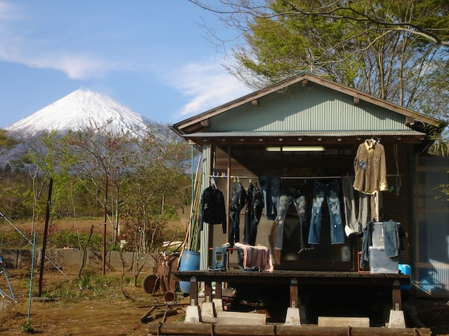 Mt Fuji Camp Village  - Fuji - Maja