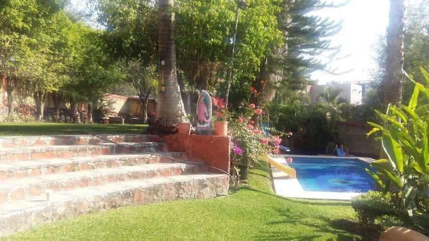Quinta Los 3 Angeles, Miacatlan