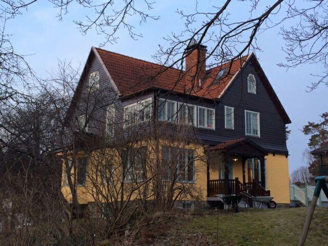 Spacious Villa Lidingö, 350 sqm - Lidingö - Huis