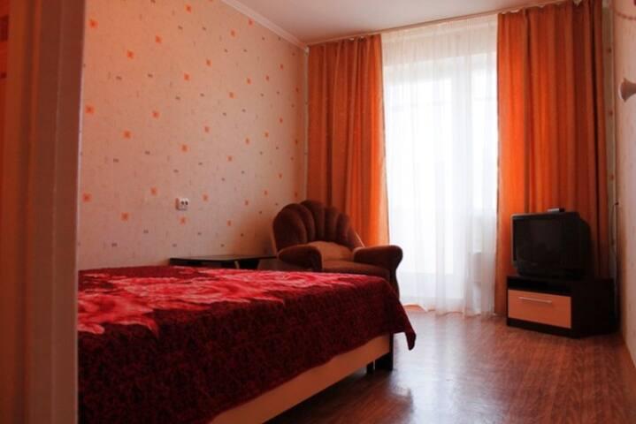 1-комнатная квартира посуточно - Красноярск - Pis