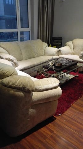 Cozy Apart close to subway station - Beijing - Appartement