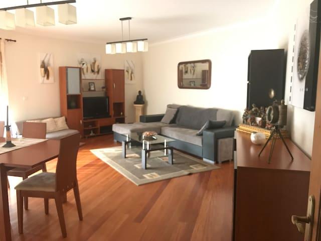 Appartement tout confort 160m2