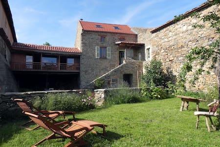 Maison de vacances en Auvergne - Apchat