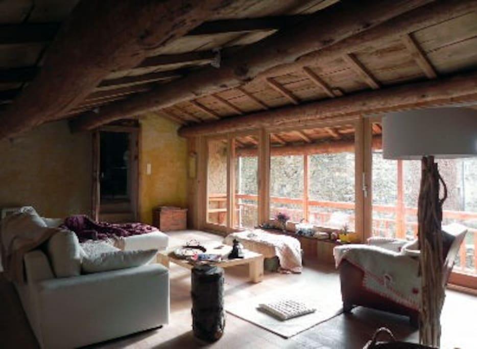 Maison de vacances en auvergne maisons louer apchat for Auvergne location maison