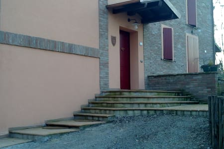 casa nel bosco.....in città - Reggio Emilia