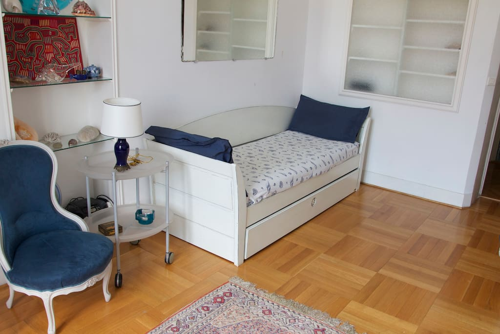 Possibility of adding an extra bed for € 20 more per night