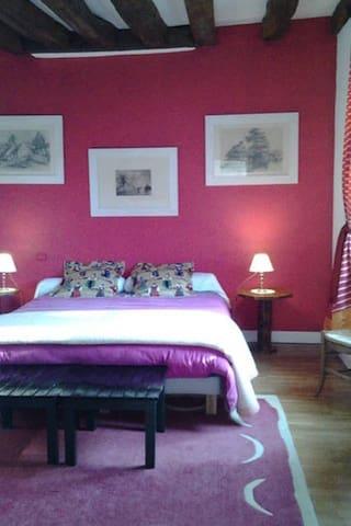 Chambre aux Portraits (lit double)