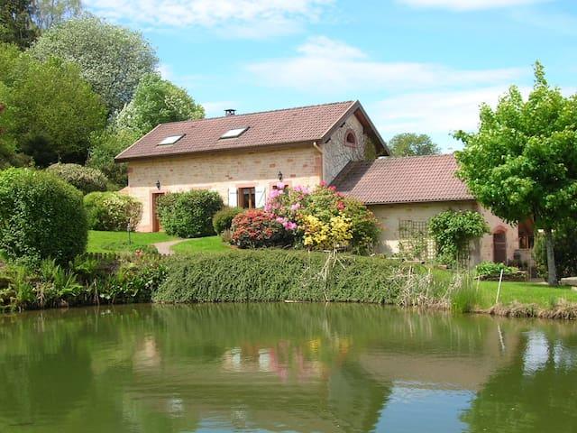 Magnifique Gîte au coeur des Vosges - Saint-Nabord - Haus