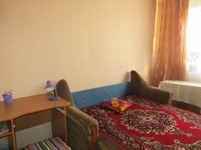 Welcome to Kiev Ukraine and my room - Kiev - Lejlighed