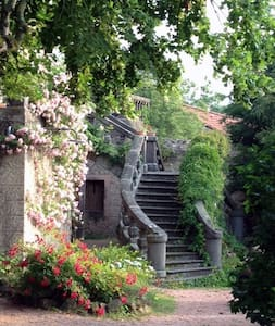 Chambres d'hôtes en Auvergne - Chadeleuf - ที่พักพร้อมอาหารเช้า