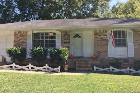 Home in the Heart of Peachtree City - Peachtree City - Hus